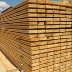 Основные пиломатериалы, применяемые в строительстве