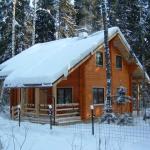 Преимущества строительства деревянного дома зимой