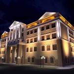 Наружная подсветка зданий