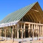 Строительство загородных каркасных домов