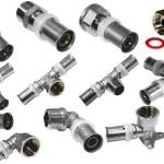 Фитинги для металлопластовой трубы