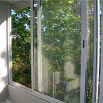 Холодное остекление балконов Provedal
