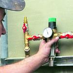 Плановая поверка приборов учета воды
