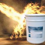 Применение огнезащитных лакокрасочных материалов