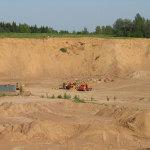 Цена карьерного песка за куб