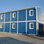 Как обслуживать модульные здания