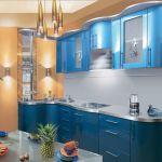 Варианты мебели для кухни