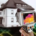 Тепловизионное обследование частных домов